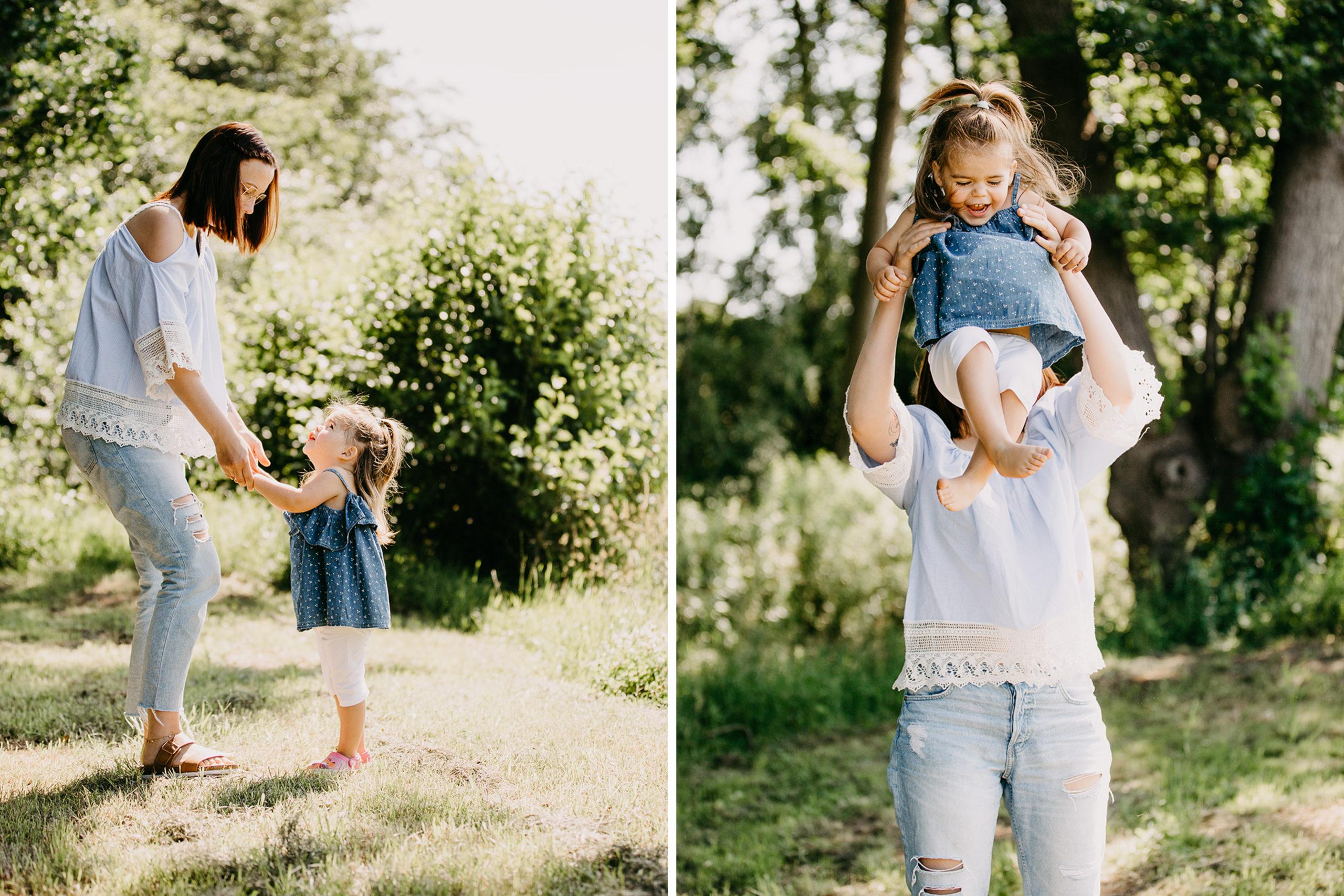 Blog Mutter-Tochter-Tag im Grünen