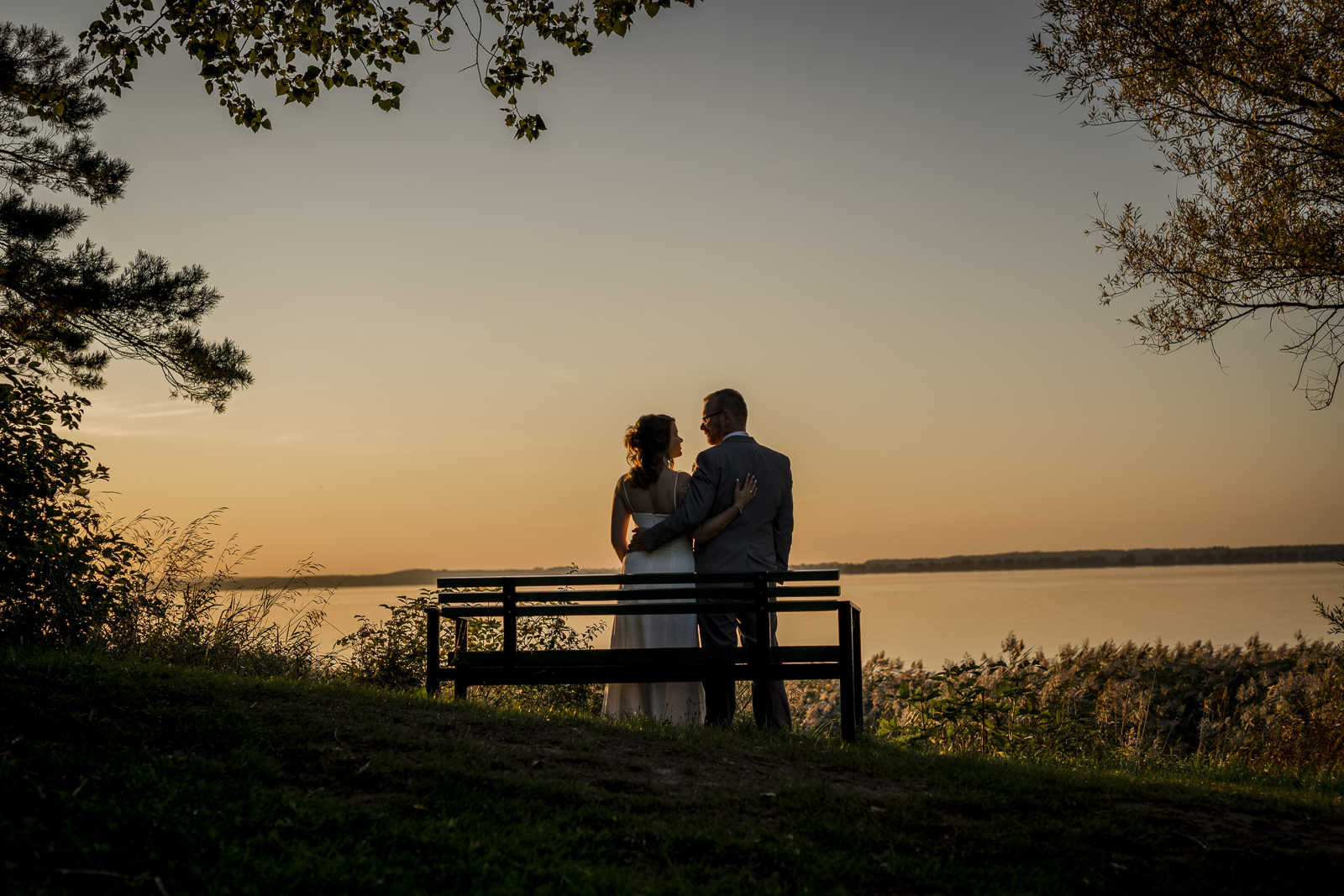 Blog After-Wedding-Shooting am Kummerower See